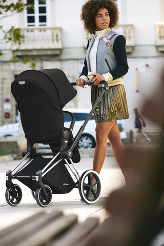 Коляска 2 в 1 Cybex Priam III Rebellious