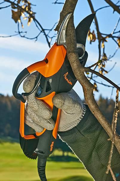 триммер для кустов и деревьев аккумуляторный