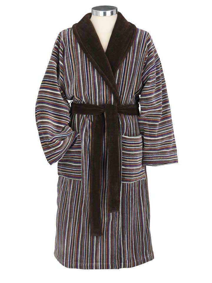 Элитный халат шенилловый Polo Marc Aurel от Feiler