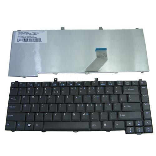 Клавиатура для ноутбука Acer Aspire 3100 3650 3690 5100 5110 5610 5630 5650 5680
