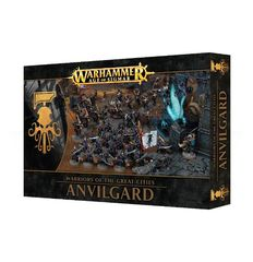Warriors of the Great Cities: Anvilgard