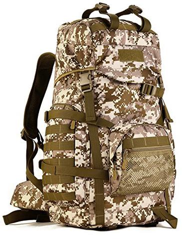 Тактический рюкзак Cool Walker 7230 Digital Desert 60L