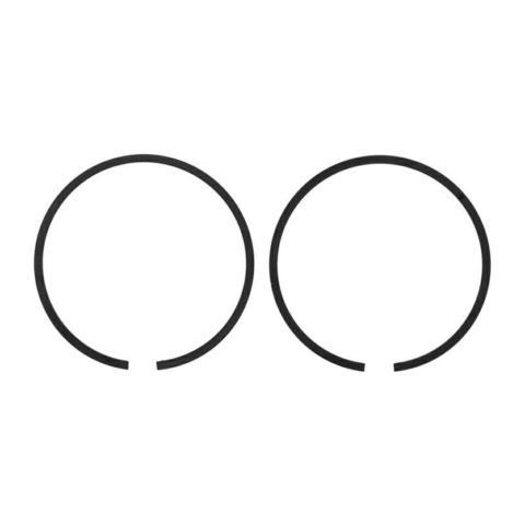 Кольцо поршневое UNITED PARTS 49mm для STIHL MS390 / 039 компл 2 шт 1127-034-3007
