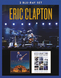 Eric Clapton / Slowhand At 70: Live At The Royal Albert Hall + Planes Trains And Eric (2Blu-ray)