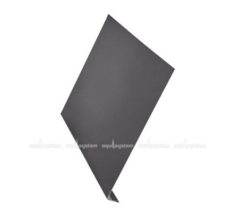 L - профиль Аквасистем оцинкованная с полимерным покрытием PURAL MATT 2 L