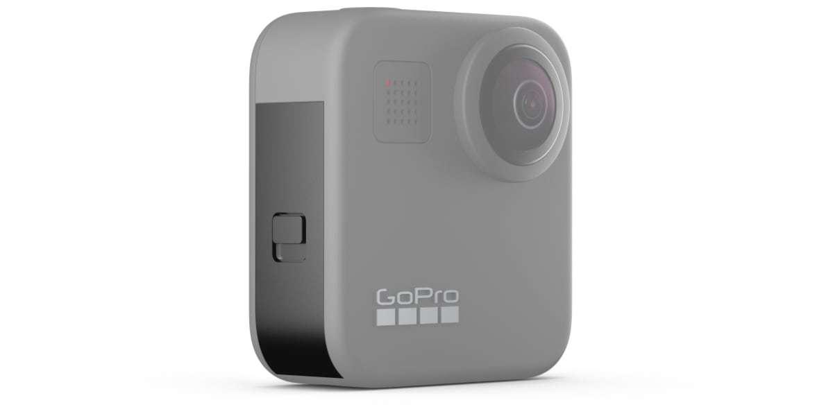 Запасная крышка для камеры GoPro MAX Replacement Door (ACIOD-001) с камерой