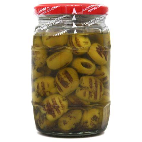 Оливки зеленые на гриле, Pinar, 350 г
