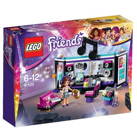 LEGO Friends: Поп звезда: Студия звукозаписи 41103 — Pop Star Recording Studio — Лего Друзья Подружки Френдз