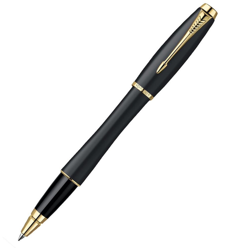 Parker Urban - Muted Black GT, ручка-роллер, F, BL