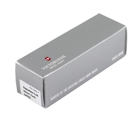 Нож Victorinox Picknicker, 111 мм, 11 функций, с фиксатором лезвия, красный