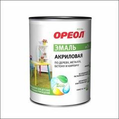 Эмаль для внутренних и внешних работ ЭМПИЛС Ореол акриловая (серая)