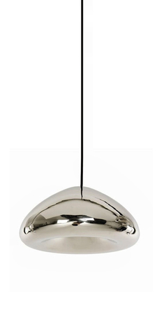 replica Void pendant lamp (silver)
