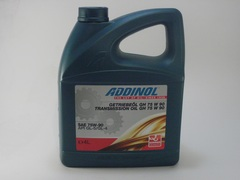 Масло Addinol Getriebeol GH 75w-90 4 литра