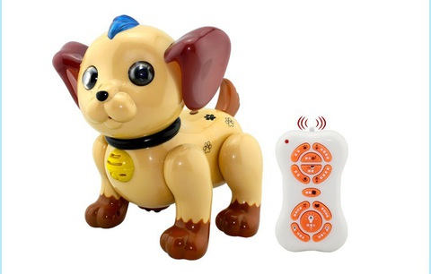 Интерактивная собачка Ки-Ки 2069 (2069RUS)