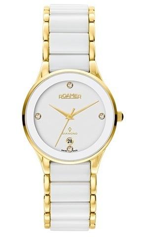 Купить Наручные часы Roamer 677981.48.25.60 по доступной цене
