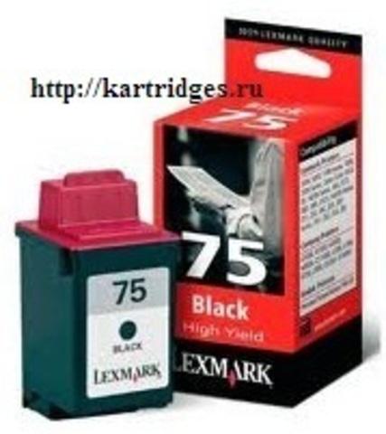Картридж Lexmark 12A1975E
