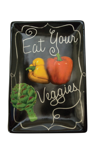 Подставка для ложки Boston Warehouse Eat Your Veggies