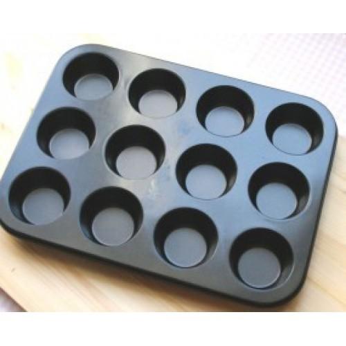 Форма для выпечки 12 ячеек