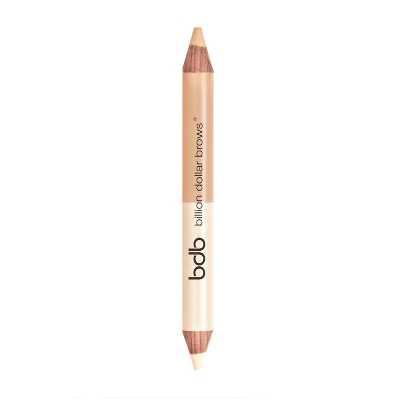 Двухсторонний карандаш-хайлайтер BROW DUO HIGHLIGHTER