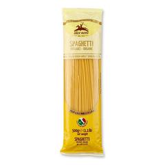 Макаронные изделия, Alce Nero, СПАГЕТТИ из твердых сортов пшеницы, 500 г