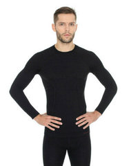 Блуза Active Wool / Утепленная / Мужская / Черный