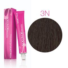 Matrix Socolor Beauty 3N (Темный шатен) стойкая крем-краска для волос 90 мл