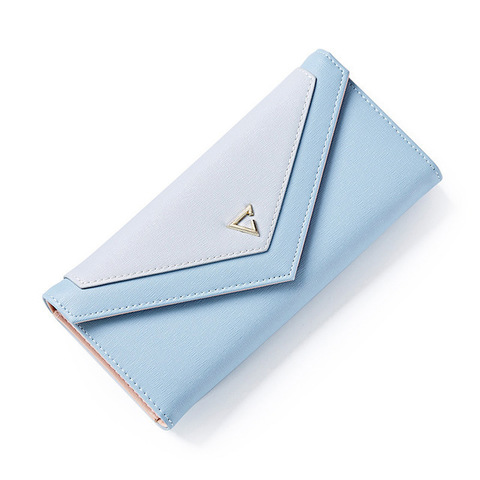 Кошелек женский Forever Young triangle Blue
