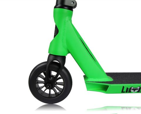 limit lmt 09 stunt scooter 240011 зеленый