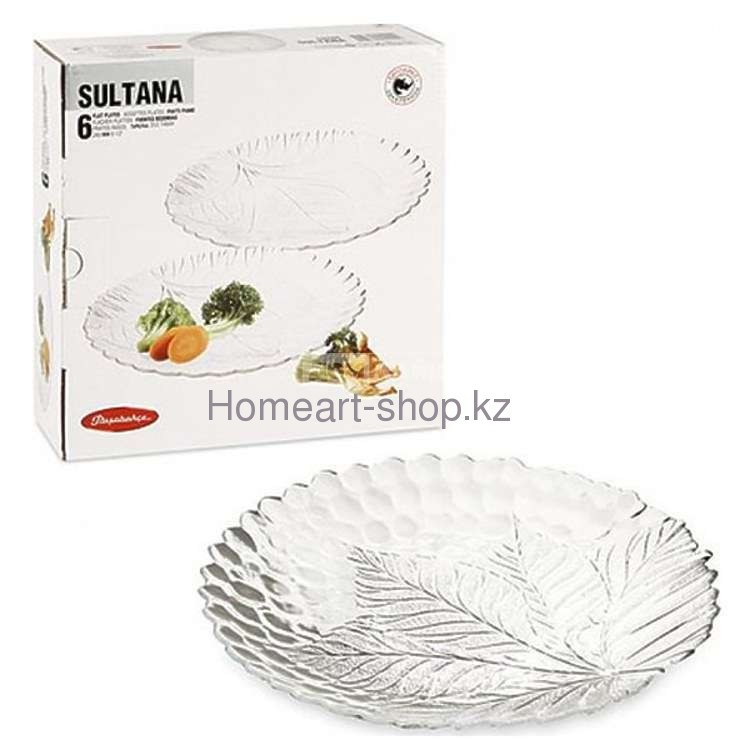 Тарелка десертная sultana 24 см ;