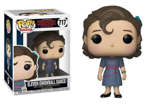 Фигурка Funko POP! Vinyl: Stranger Things: Eleven at Dance 35056