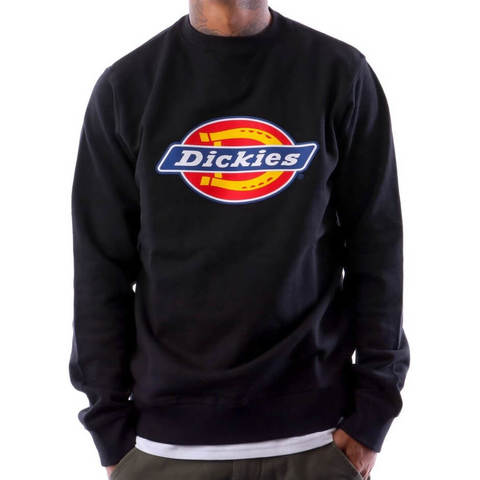 Толстовка (свитшот) DICKIES Harrison (Black)