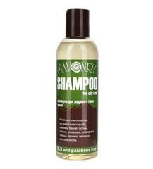 Шампунь для жирного типа волос, 200ml ТМ Savonry