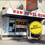 Paul McCartney / Run Devil Run (CD)