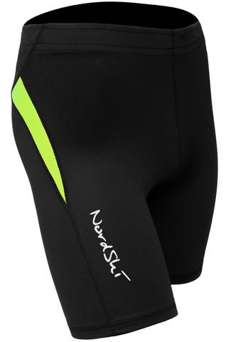 Шорты обтягивающие Nordski Premium Run Neon унисекс