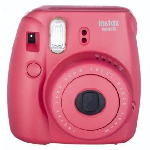 Fujifilm Instax Mini 8 Red