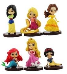 Принцессы Диснея миниатюрные фигурки