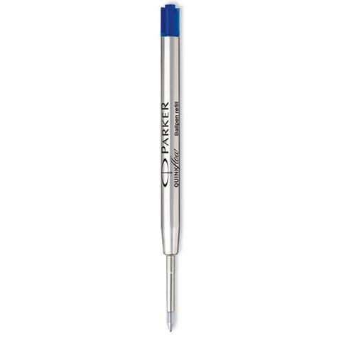 Стержень для шариковой ручки Z08 в блистере QuinkFlow Premium, размер: тонкий, цвет: Blue123