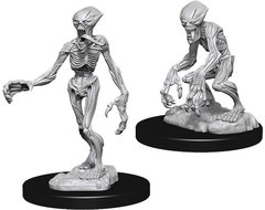 Pathfinder Battles Deep Cuts Unpainted Miniatures - Doppelgangers