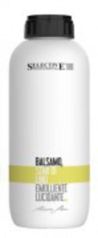 Бальзам питательный для поврежденных волос SELECTIVE SEMI DI LINO,1000 МЛ.