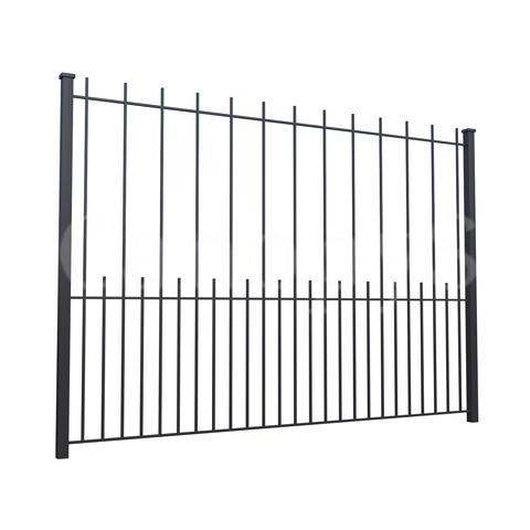 Загородный забор
