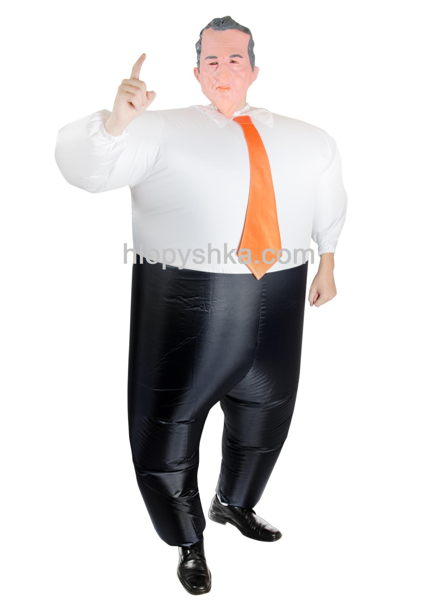Надувной костюм Жириновский