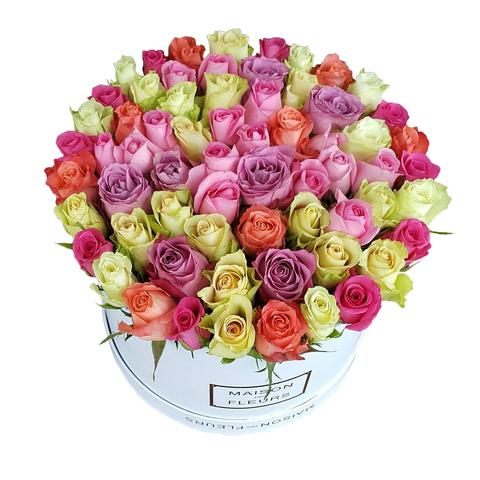 Коробка Maison Des Fleurs Разноцветная 3