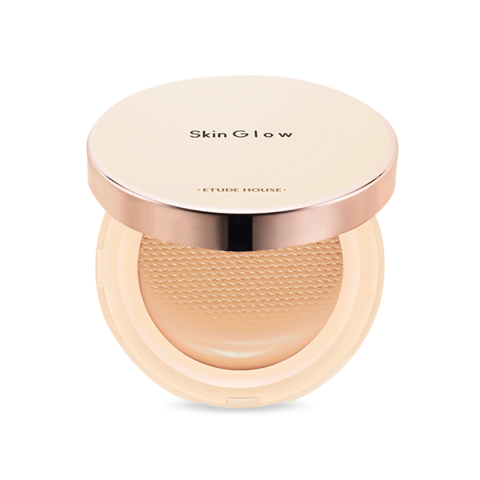 Кушон ETUDE HOUSE Skin Glow Essence Cushion (#23 Sand)