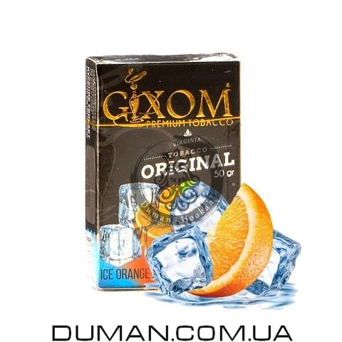 Табак Gixom Ice Orange (Гиксом Лед Апельсин)