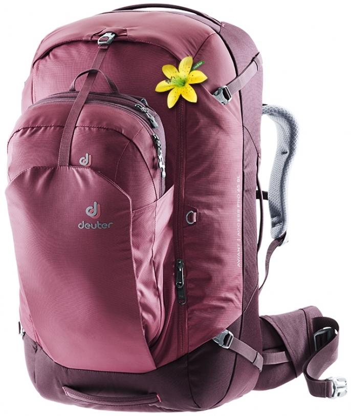 Новинки 2019 Рюкзак для путешествий женский Deuter Aviant Access Pro 65 SL image2__8_.jpg