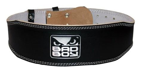 Пояс атлетический Bad Boy Leather Weight Lifting Belt