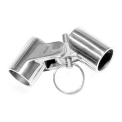 Кронштейн соединительный, 25 мм