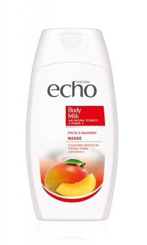Молочко для тела манго Echo 250 мл