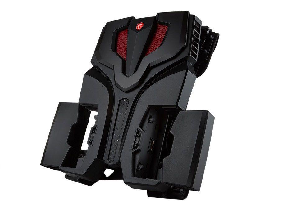 Ноутбук MSI VR ONE 7RE для виртуальной реальности