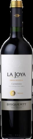 Bisquertt La Joya Gran Reserva Carmenere